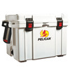 Pelican 45 Quart Elite Cooler (White)