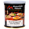 Mountain House #10 Cans-Beef Stroganoff